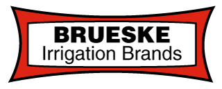 Brueske Irrigation Brands